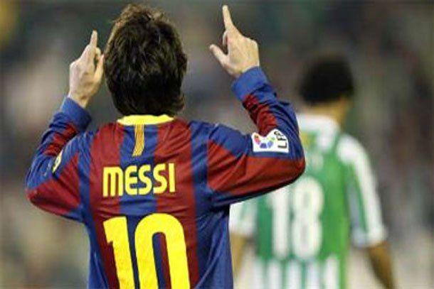 El gol de Messi no alcanzó y Barcelona perdió un invicto de 28 partidos