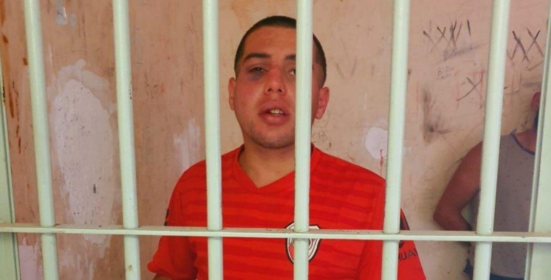 Aislaron a 3 policías que tuvieron contacto estrecho con un detenido con COVID-19