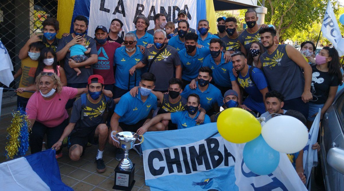 UPCN festejó con su gente en San Juan. Foto: prensaupcn