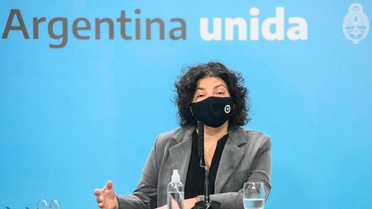 Vizzotti se prepara para una reunión clave del G20 en Italia