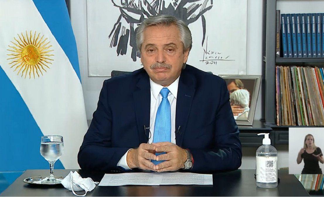 Fernández anunció restricciones para el AMBA y cadaprovincia decide la adhesión