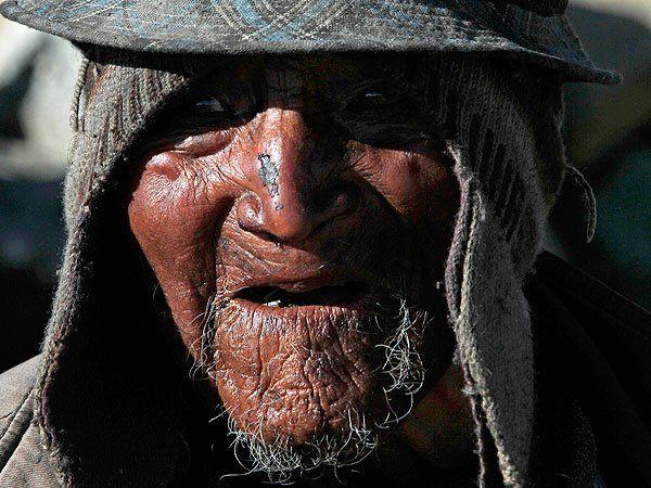 Récord: el hombre más viejo del mundo tiene 123 años y vive en Bolivia