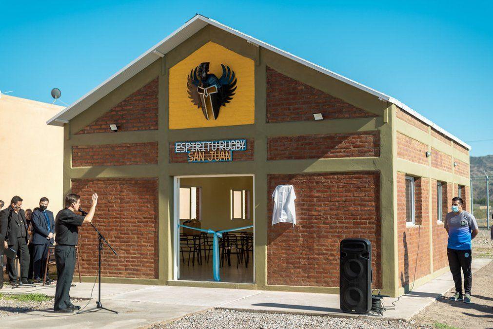 Toma fuerza el proyecto Espartanos en el Servicio Penitenciario Provincial