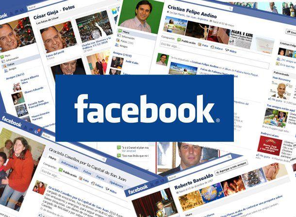 Redes sociales: qué uso le dan al Facebook los políticos sanjuaninos