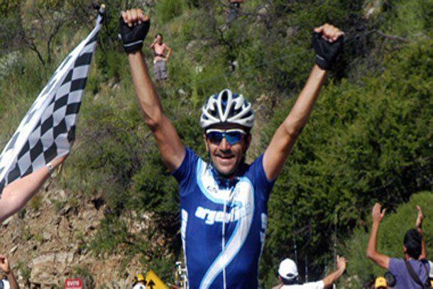 Tour de San Luis: Messineo ganó la etapa y Tondo continúa siendo líder