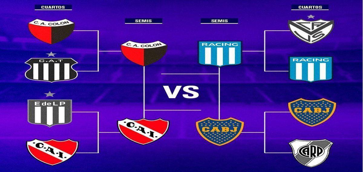 Confirmaron los árbitros para las semifinales en San Juan