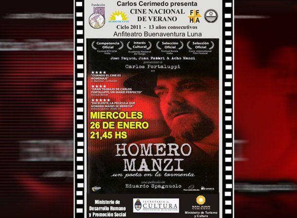Este miércoles comienza el ciclo de cine de verano en el Anfiteatro Buenaventura Luna