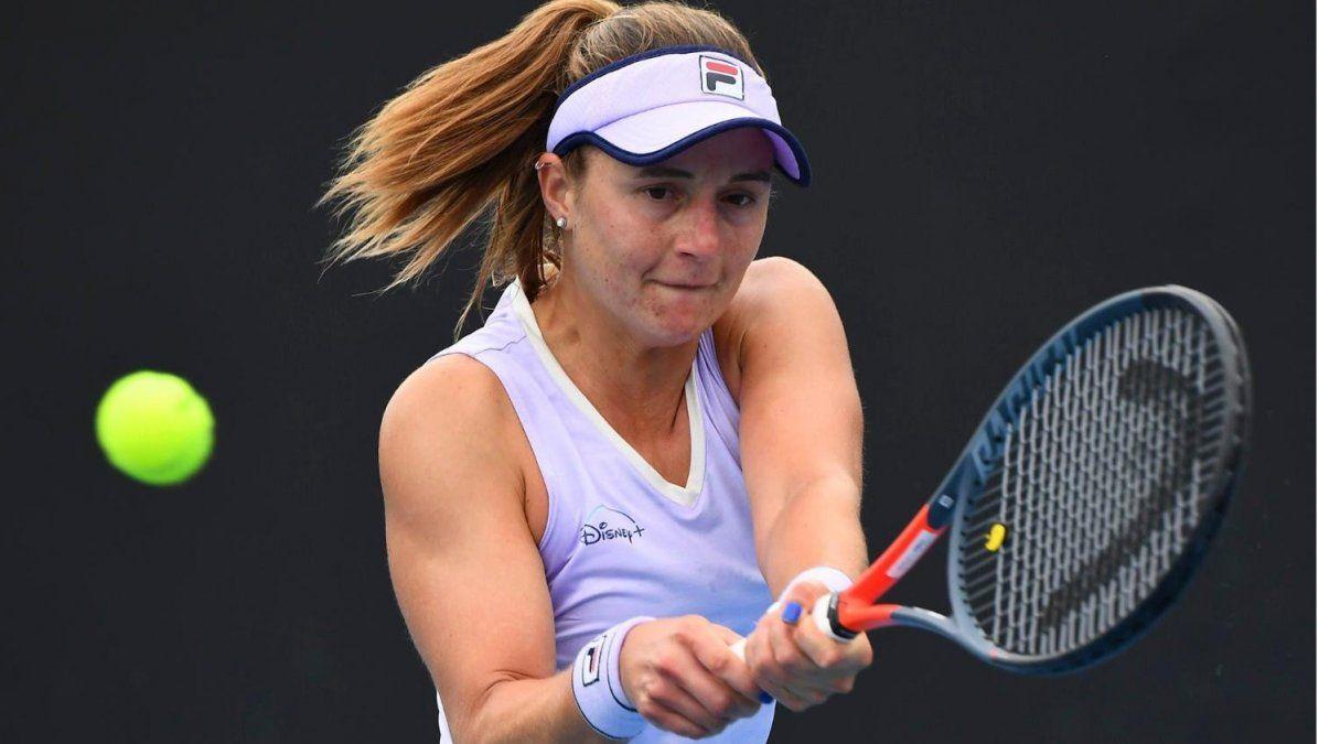 Podoroska ganó y tendrá su primera vez ante Serena Williams