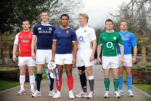 Rugby: confirmaron planteles y fixture del Seis Naciones