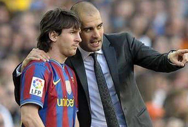 """MessiGuardiola es el mejor entrenador del mundo"""""""