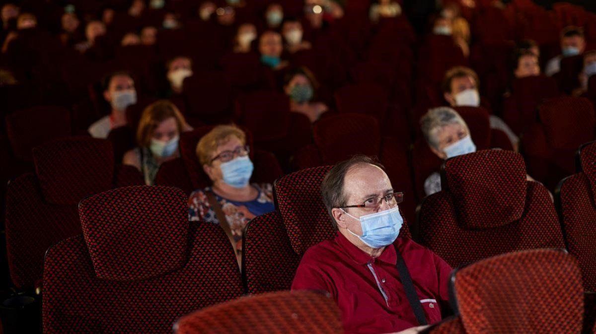 Los cines quedaron habilitados en San Juan y permitirán la ocupación del 50%