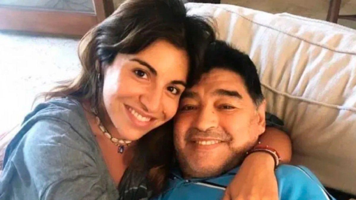 Gianinna Maradona tomó una drástica determinación con sus redes