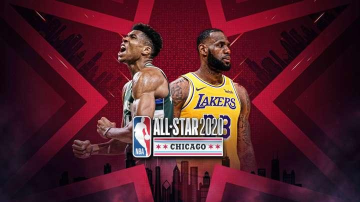NBA All Star 2020: equipos, cronograma, hora y TV para el fin de semana