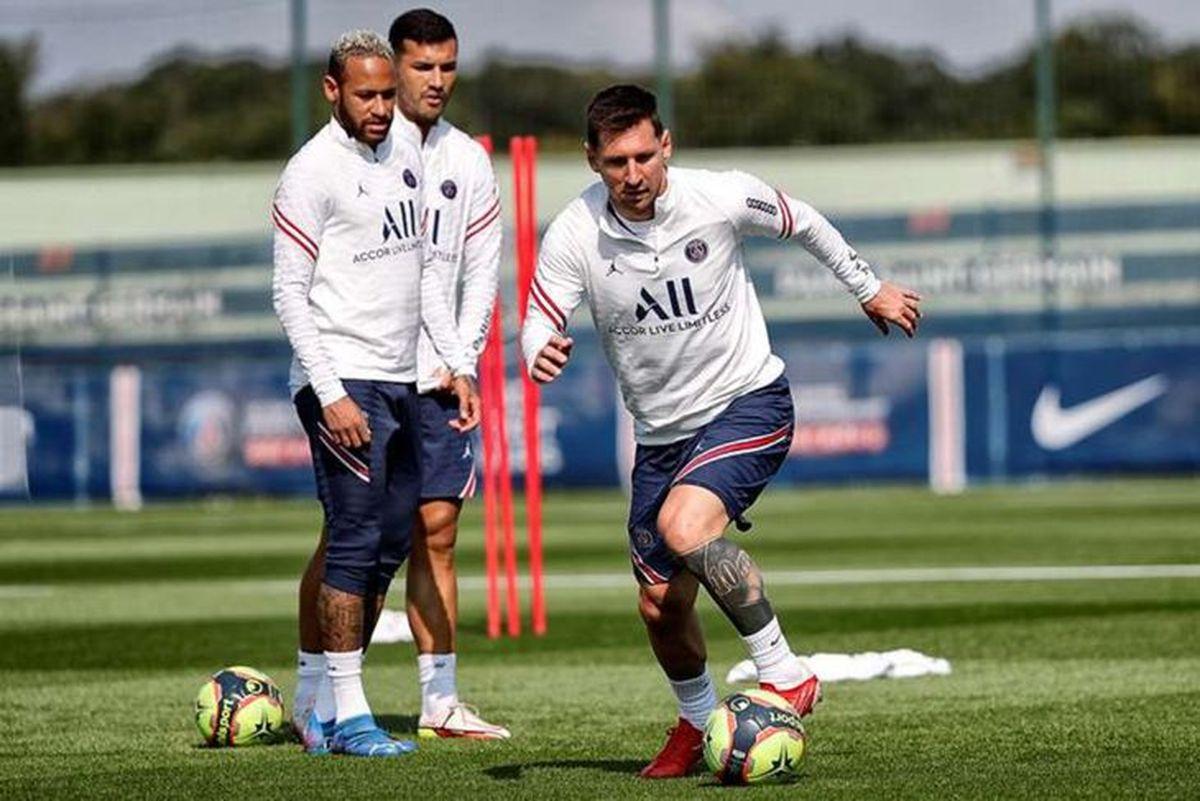 Messi quedó descartado para el partido de PSG del sábado