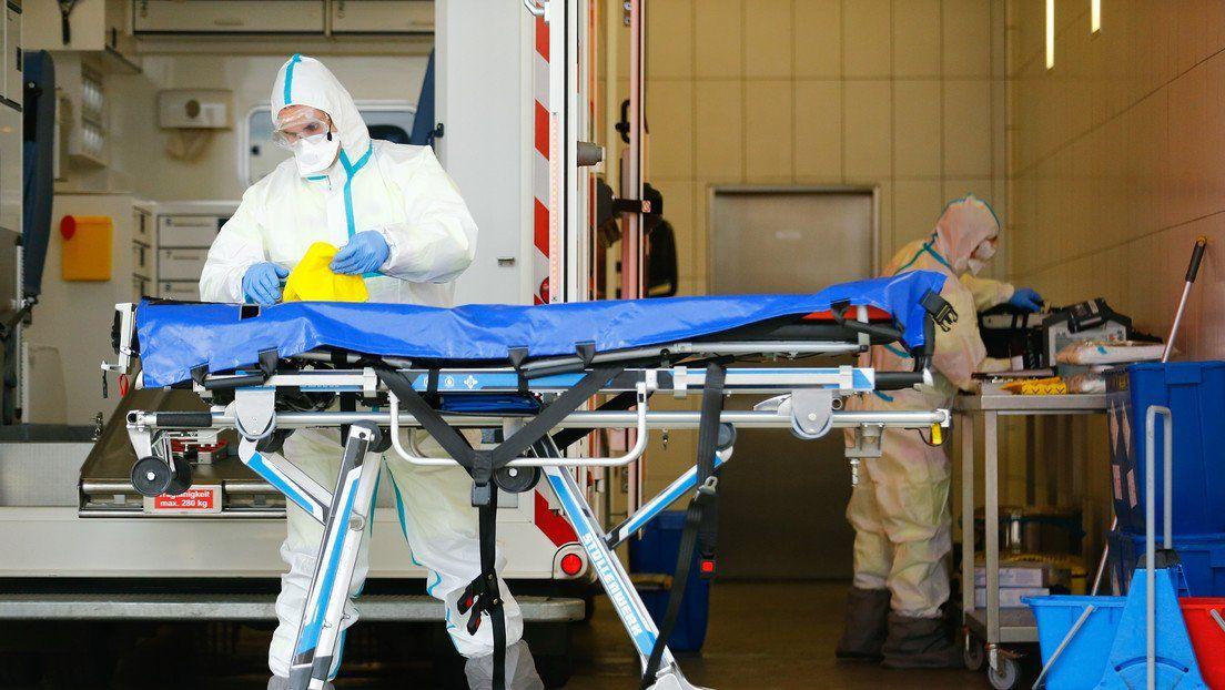 Alemania superó los 19.000 positivos diarios, la cifra más alta en la pandemia