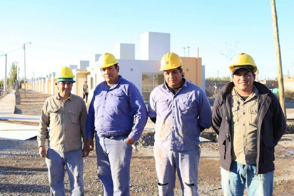 Uocra entiende que se necesitará de mano de obra a 1000 personas en los próximos meses.