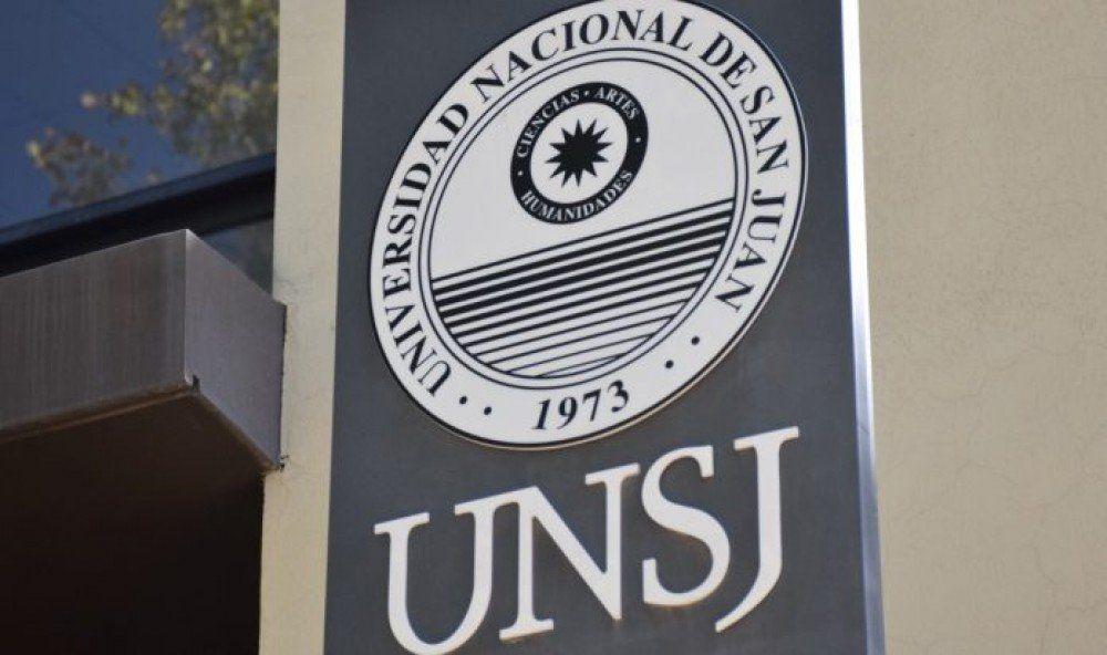 La UNSJ suspendió actividades escolares por la llegada del viento Sur