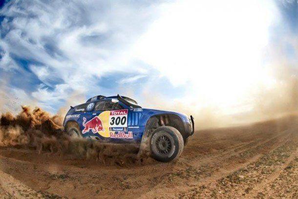 """Dakar: el """"Matador Sainz volvió a ganar en autos"""