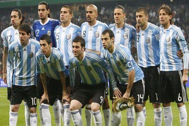 Ranking de la FIFA: Argentina se mantuvo en el quinto puesto