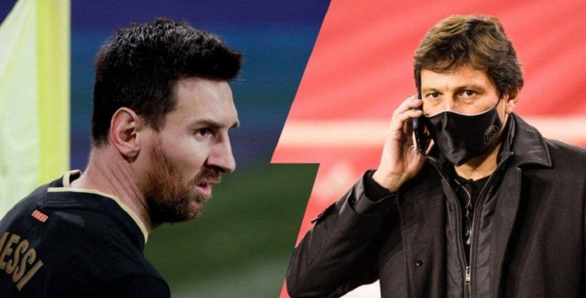 El PSG le abre las puertas a Lionel Messi