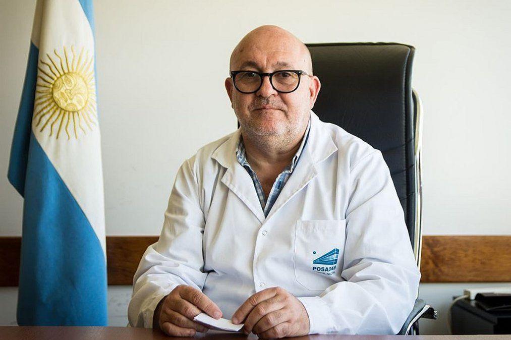 Vacunación VIP: el director del hospital Posadas reconoció su participación