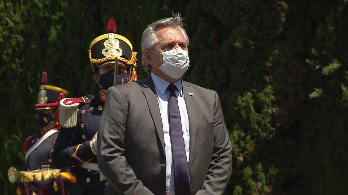Alberto Fernández, encabezará el acto por el Día de la Construcción