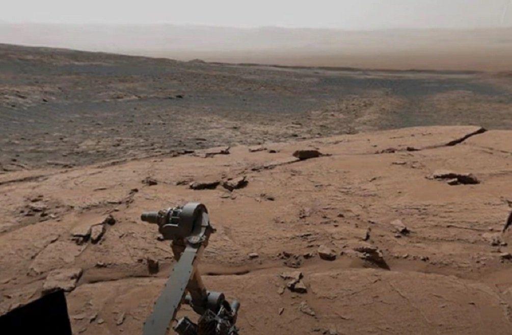 Histórico: China llegó a Marte con un robot
