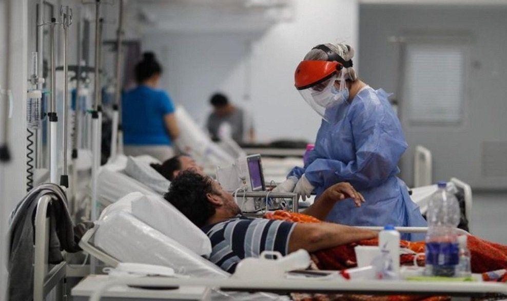 Registraron 348 muertes y 10.880 nuevos casos de coronavirus en el país