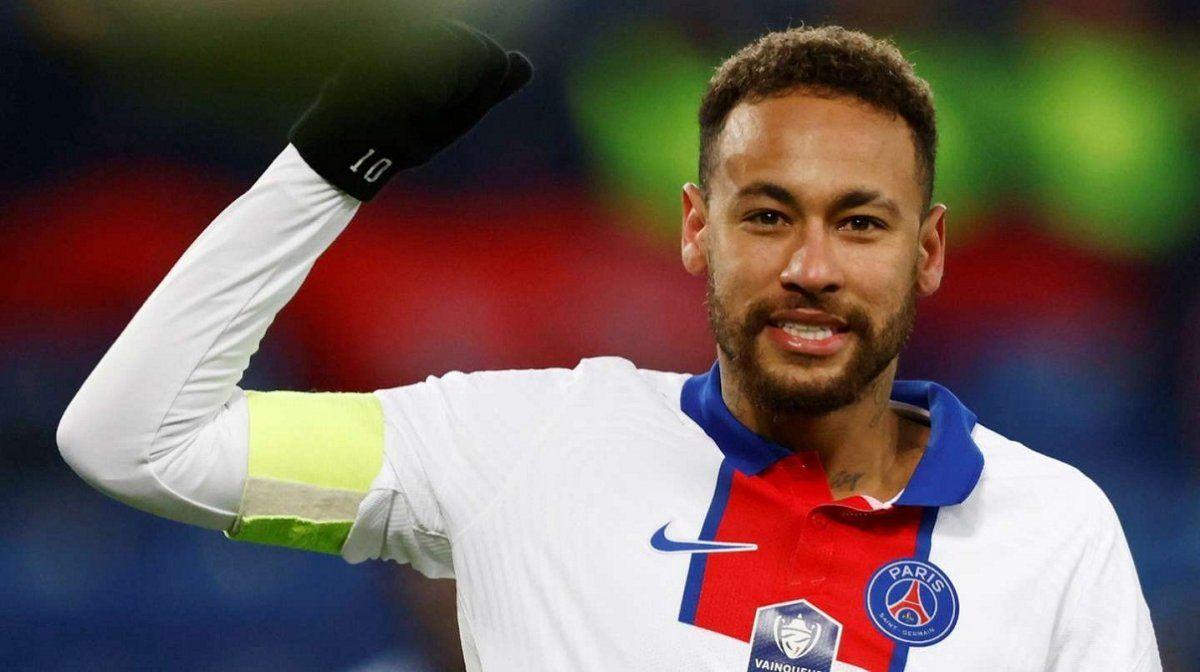 Chau al Barcelona: Neymar renovó con el PSG