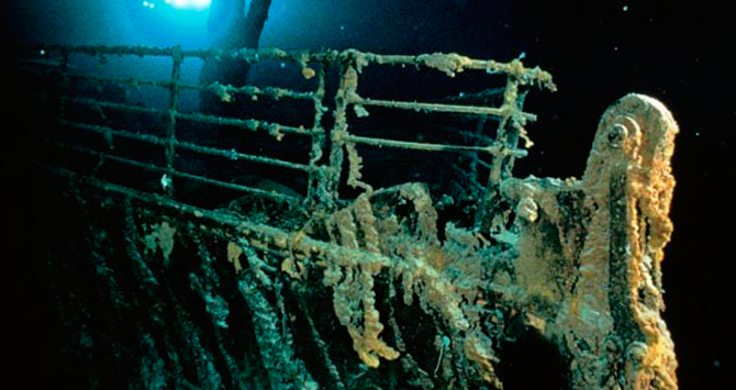 Revelaron que un submarino golpeó aI Titanic y que la Casa Blanca mantuvo el secreto