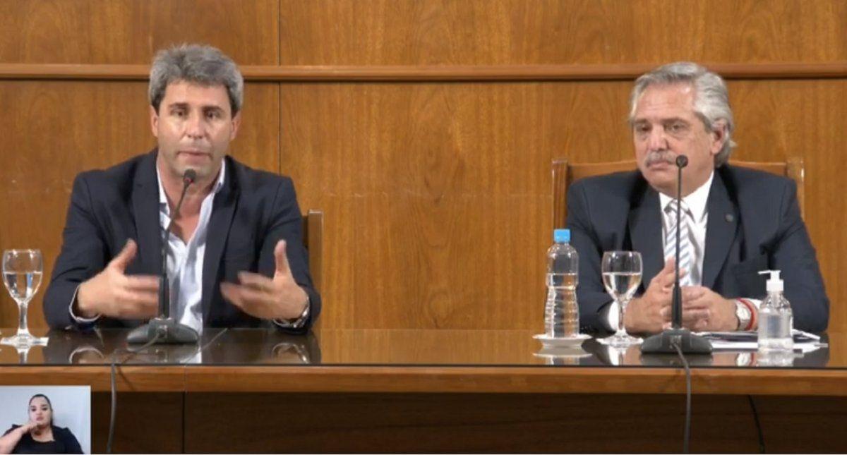Uñac viaja a Chile con el Presidente para hablar del Túnel de Agua Negra