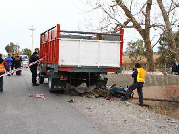 Dos motoristas se mataron al chocar en Rawson y Caucete