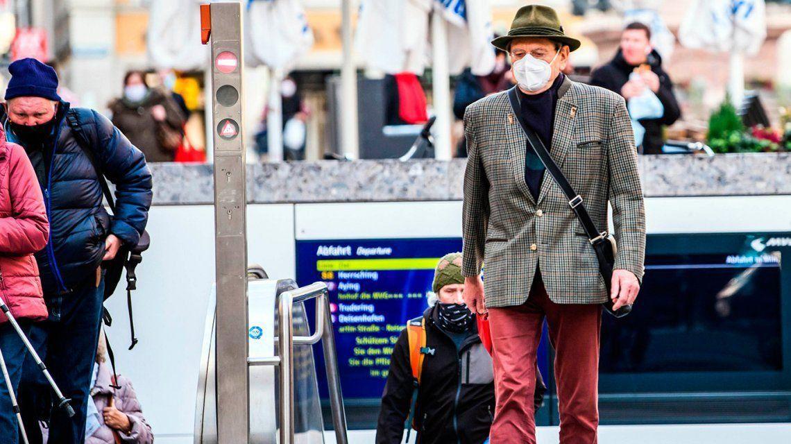 Por primera vez, Alemania registra menos de 600 contagios en un día