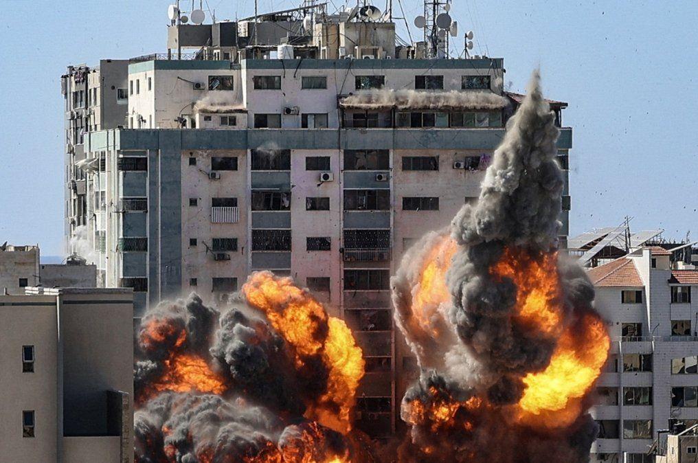 Nueva ofensiva de Israel sobre Gaza: mataron a una familia