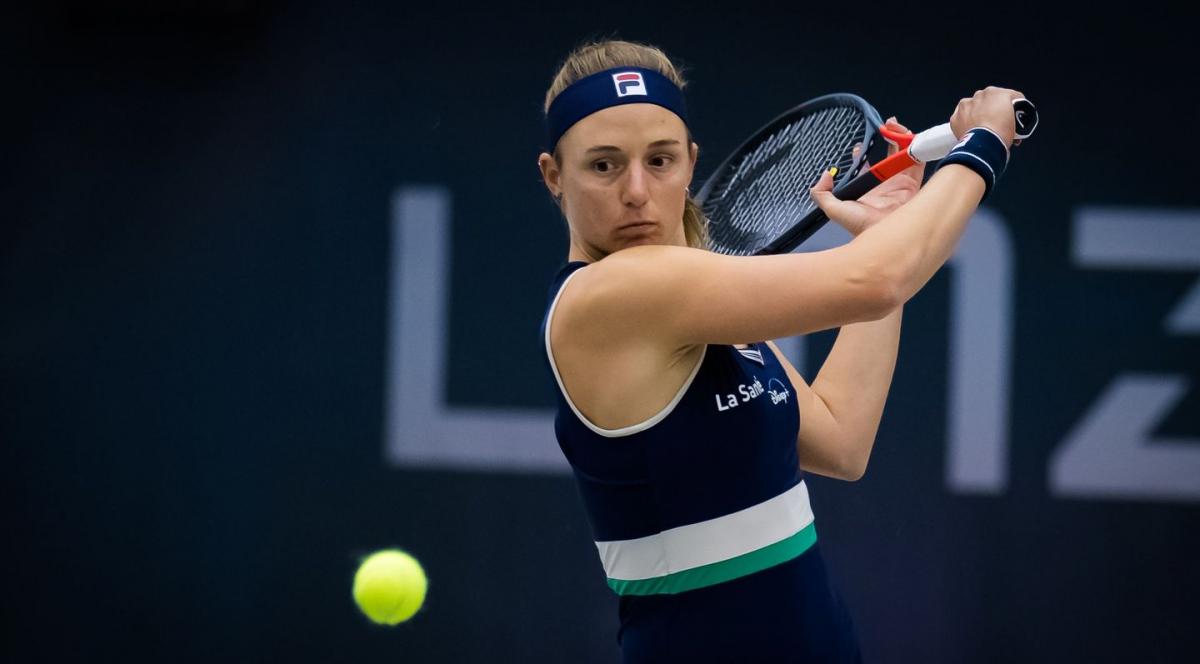 Podoroska debutó con un triunfo en el torneo de Linz