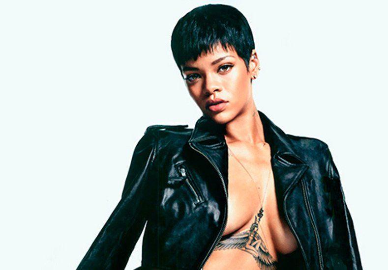 Rihanna vende sus tatuajes