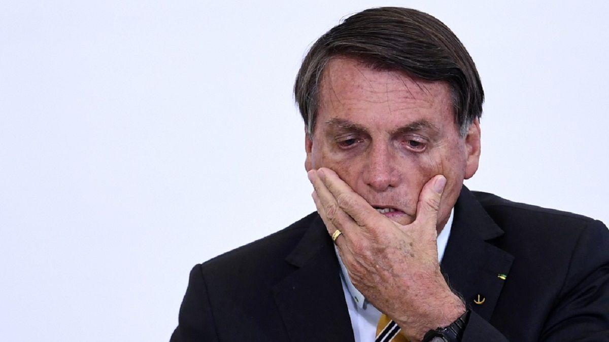 Bolsonaro tiene una obstrucción intestinal y evalúan una cirugía de emergencia