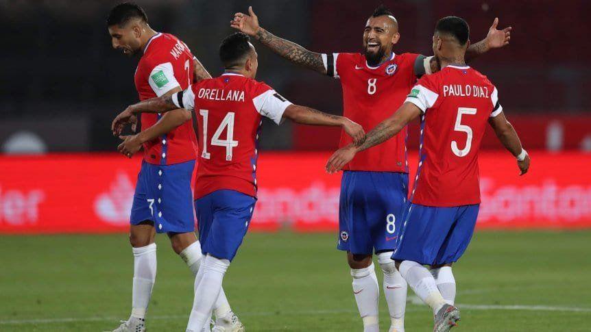 Chile enfrenta a Venezuela para seguir con su remontada en las Eliminatorias