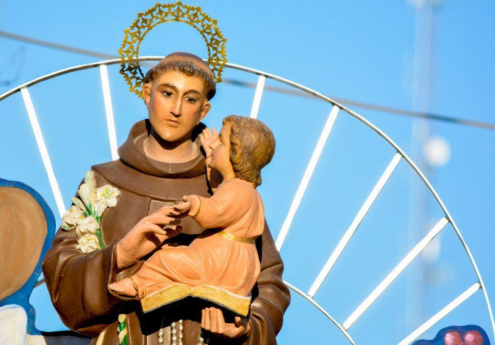 La devoción en San Antonio de Padua