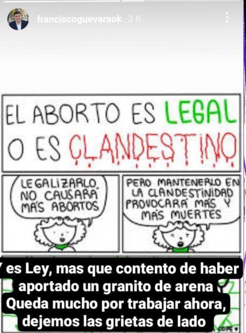 Aborto: la reacción del único sanjuanino que votó a favor