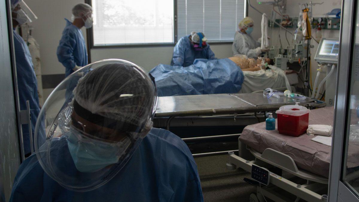 COVID-19 en Argentina: 516 muertes y 25.495 nuevos casos