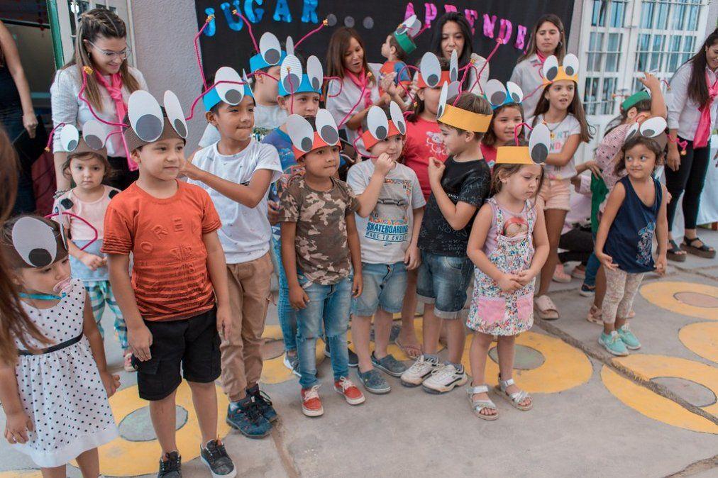 """Más de mil pequeños serán parte del programa de """"Jardines de Cosecha"""