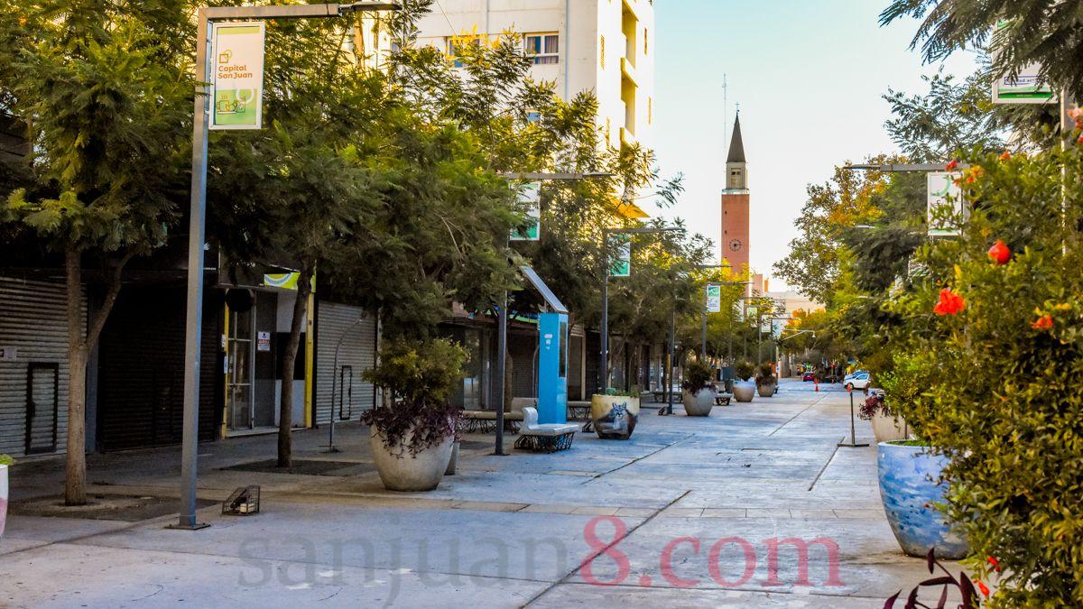 En el nuevo DNU, San Juan ampliará algunos horarios de atención