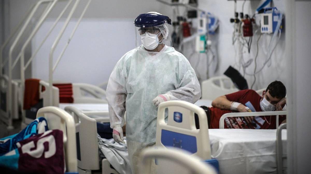 Coronavirus: 10.097 resultaron positivos en el país