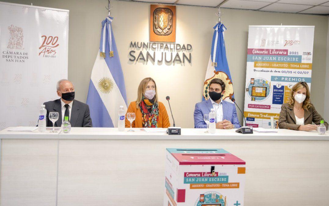 El concurso San Juan Escribe entrega hasta $50.000 en premios