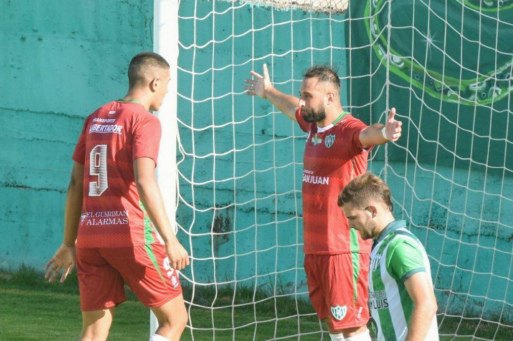 Gana Desamparados 1 a 0 con gol de Reinoso