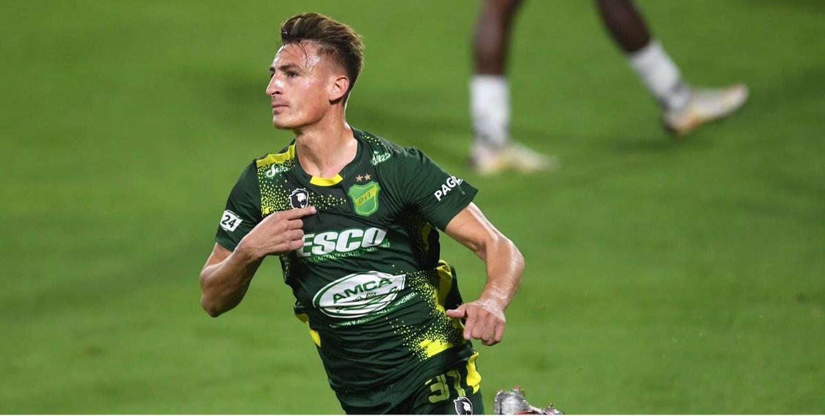 River reemplazará a Borré con el goleador de Defensa