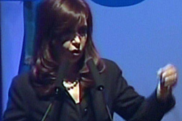 """Cristina: """"reducir la imputabilidad de 16 a 14 años parece lógico, pero no soluciona todos los problemas"""