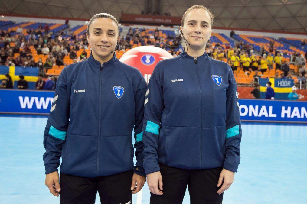Las dos argentinas que harán historia en el handball de Tokio 2020