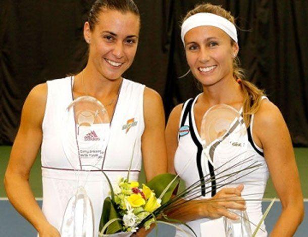 La dupla Dulko-Penetta llegó a la final del Abierto de Australia